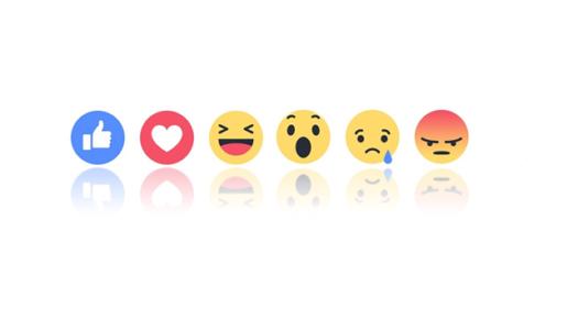 """Facebook: przyciski reakcji – więcej niż """"Lubię to"""""""