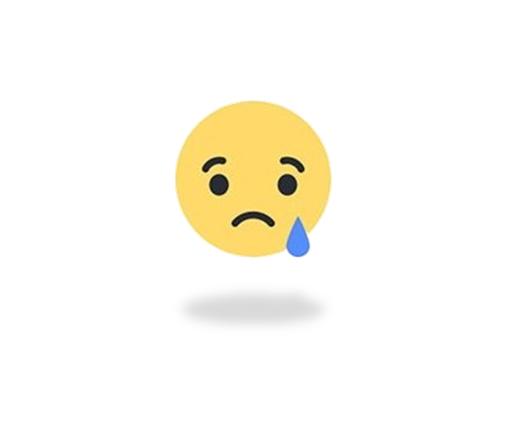 wieciecownecie brak reakcji na rekacje facebook