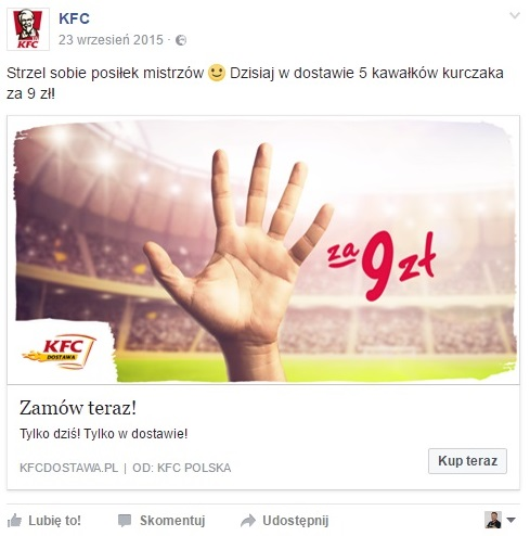 angażujące posty real time marketing social media