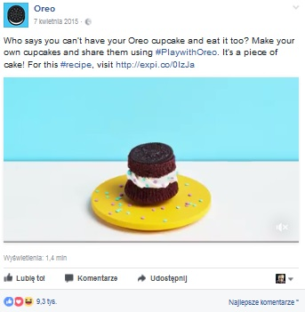 social media angażujące posty Facebook