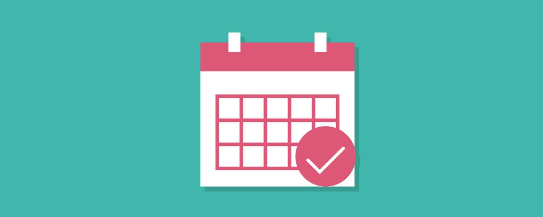 kalendarz treści social media