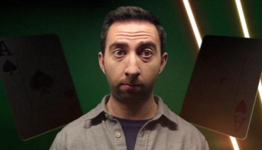 """""""Poker Face"""" to bardzo przydatna umiejętność"""