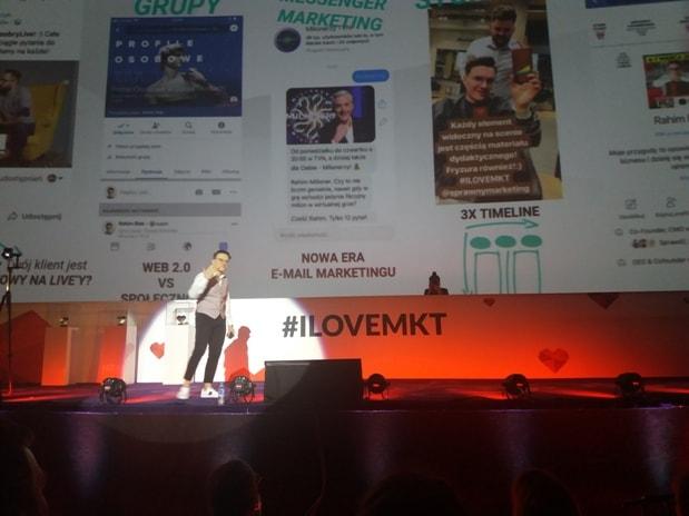 Rahim Blak na I love marketing & social media