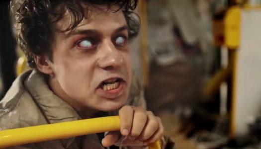 """Smartfonowi zombie w kampanii """"Odłóż smartfon i żyj"""""""