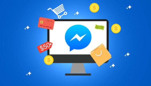 Sklep na Messengerze w 1 minutę? Nowa usługa od FastTony