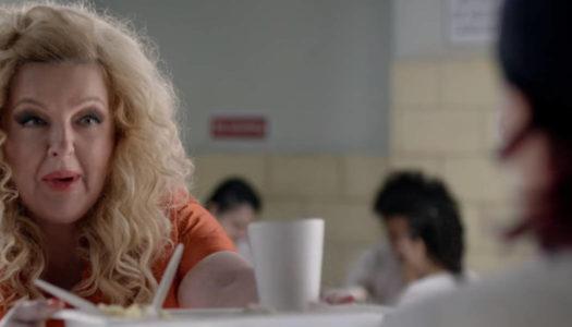"""Magda Gessler w spocie """"Orange is the New Black"""""""