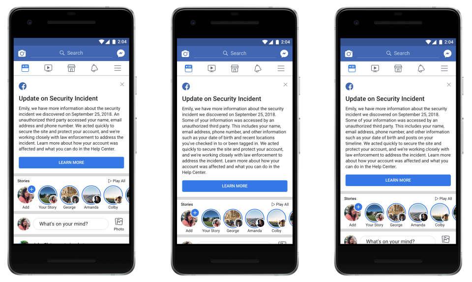 facebook wyciek danych 30 milionow uzytkowników
