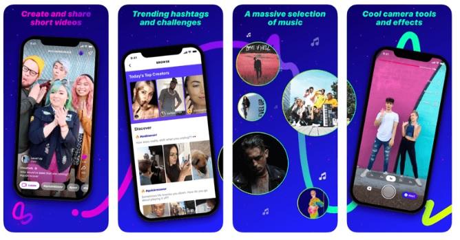 Facebook pracuje nad Lasso, klonem TikTok