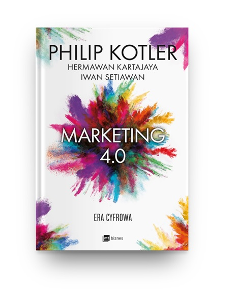 książka Philip Kotler Marketing 4.0
