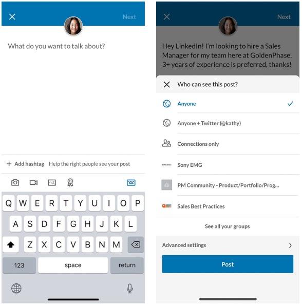 LinkedIn wprowadza zmiany w ustawieniach prywatności publikowanych postów