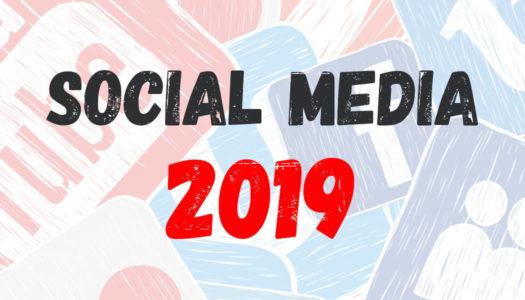 Social Media 2019 – trendy na nadchodzący rok