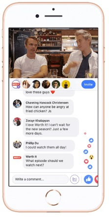 Watch Party Facebook dostępne dla stron i profili