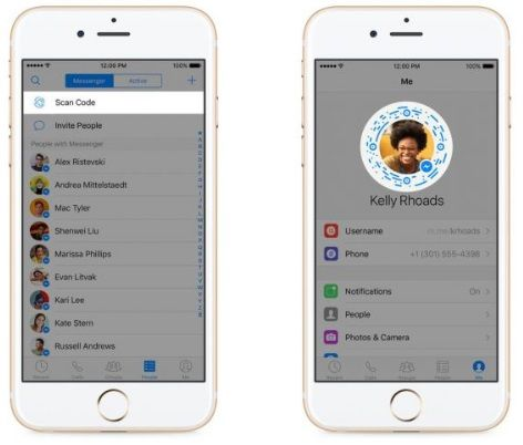 Facebook rezygnuje z Messenger Codes