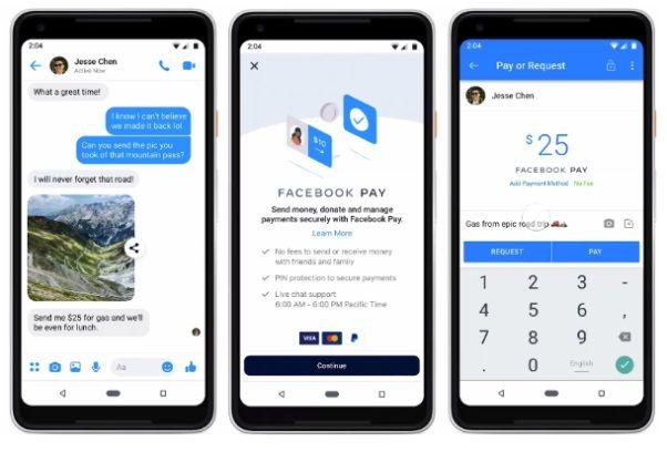 Facebook wprowadza system płatności FacebookPay
